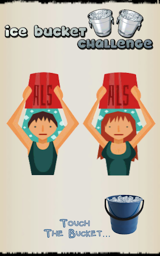 ALS Ice Bucket: Challenge Game