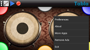 Screenshot of Tabla