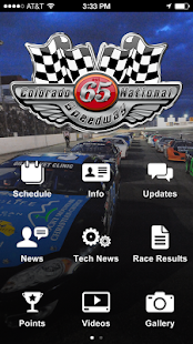 Colorado National Speedway- screenshot thumbnail