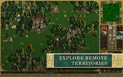 Heroes of Might & Magic III HD v1.1.6 APK 2