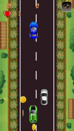 玩賽車遊戲App|プレミアムの追求 - 回避クラシックスピードレーシングゲーム免費|APP試玩