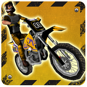 3D Motocross Bike: Industrial for PC and MAC