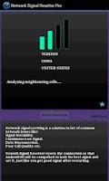 Screenshot of Network Signal Resetter Free