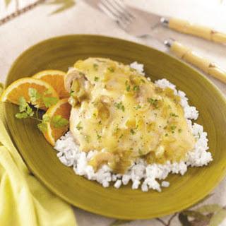 Slow-Cooked Orange Chicken