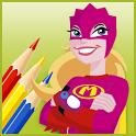 zzz - Mega Mindy Kleuren icon