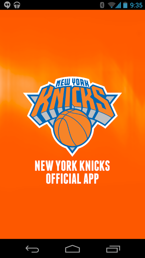 Official New York Knicks App - screenshot