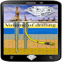 Drilling volume icon