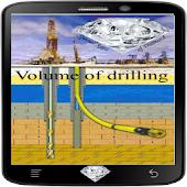 Drilling volume