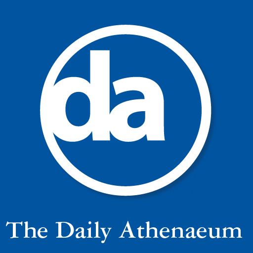 The Daily Athenaeum at WVU LOGO-APP點子
