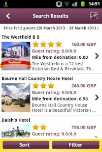 LateRooms Hotels Searcher - screenshot thumbnail