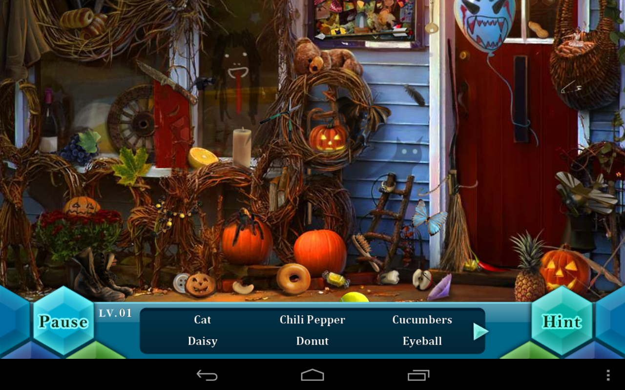 Hidden Objects- screenshot