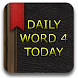 Daily Bible Word for Today