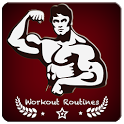 Mega Muscle Gain Workout FREE icon