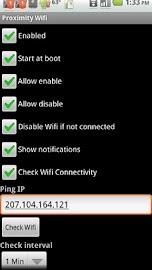Proximity Wifi Screenshot 1