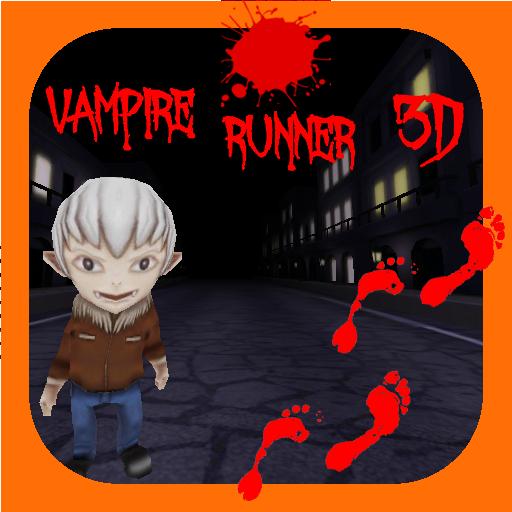 Vampire Runner 3D 冒險 LOGO-阿達玩APP