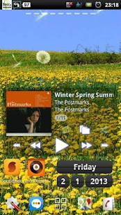 spring flower yellow dandelion - screenshot thumbnail