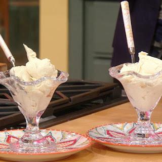 Rocco DiSpirito's Instant Vanilla Soft-Serve.