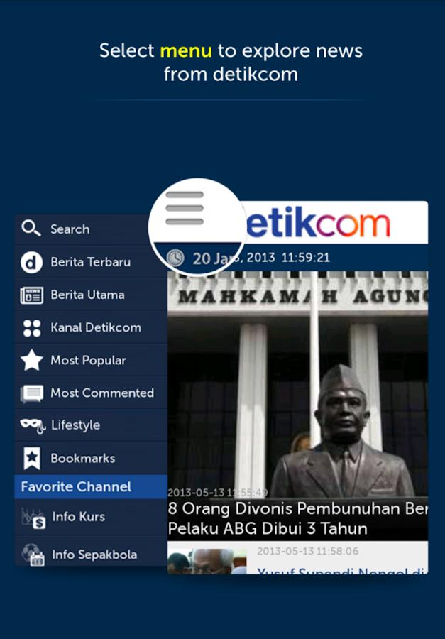 detikcom - screenshot