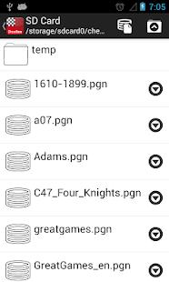 ChessBase Online- screenshot thumbnail