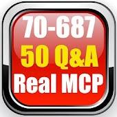 MCP MCTS MCITP MCSA 70-687Exam