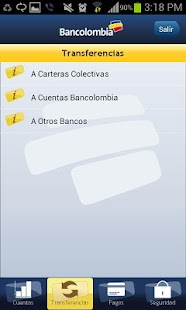 Bancolombia App - screenshot thumbnail