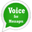 Voice for Messages icon