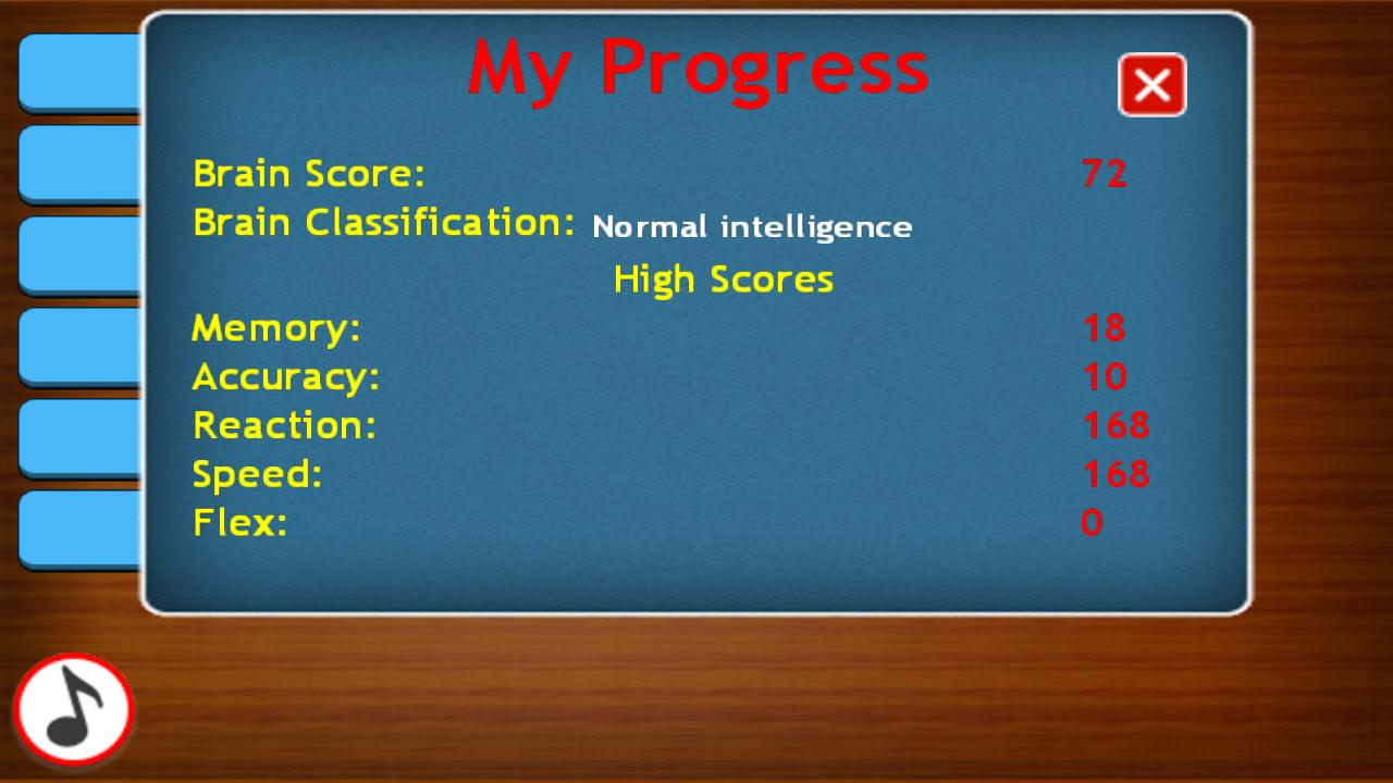 Brain Test HD- screenshot