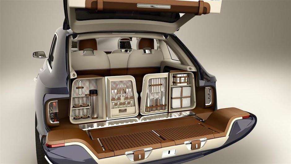 Bentley Confirms Suv For 2016