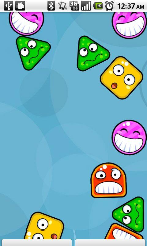 Crazy Boppers Lite LWP - screenshot
