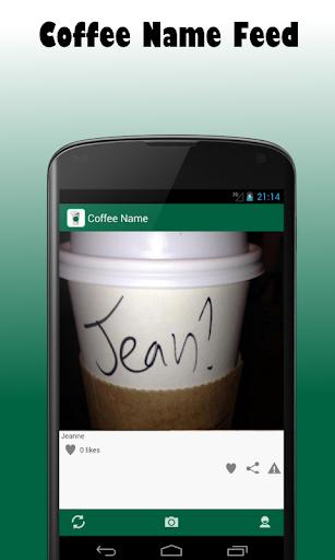 Coffee Name