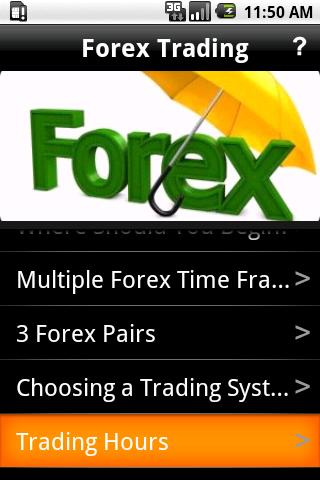 Music for forex traders