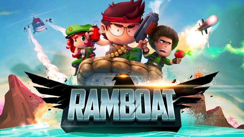 android Ramboat: Shoot and Dash Screenshot 5