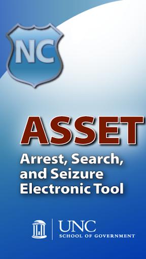 ASSET: Arrest-Search-Seizure