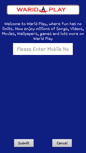Warid Play