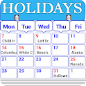 Holiday Calendar Free icon