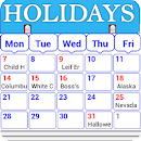 Holiday Calendar Free v 3.0 app icon