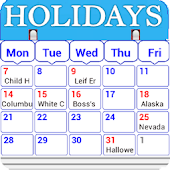 Holiday Calendar Free