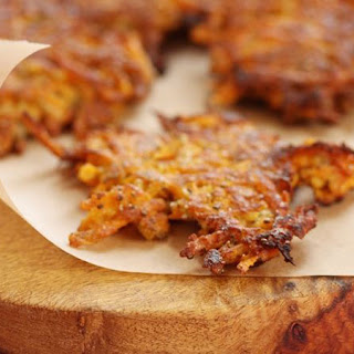 Energy-Boosting Sweet Potato Cakes.