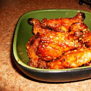 Garlic-Ginger Chicken Wings