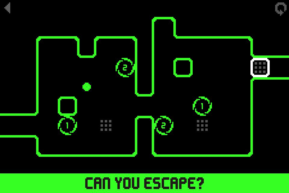 Squarescape screenshot #1