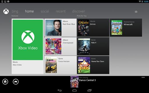 Xbox 360 SmartGlass 1.85 screenshots 7