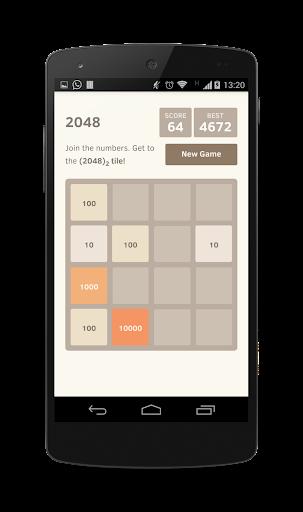2048 Binary