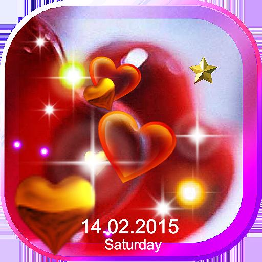Valentines Lovely LWP 個人化 LOGO-阿達玩APP