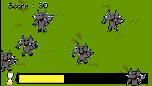 Whac-A-Wolf