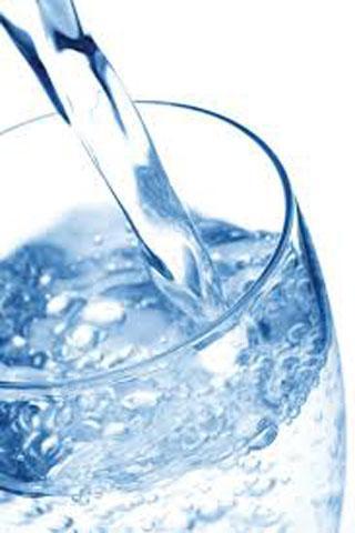 Drinking water reminder