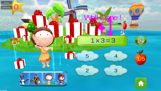 Kids Math Star- screenshot thumbnail
