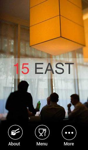 15 EAST
