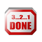 3...2...1 DONE - GTD (BETA) icon