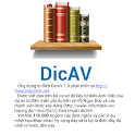 DicAV icon