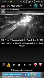 Cameras Minnesota - Traffic - náhled